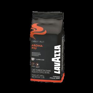 aroma piú good coffee
